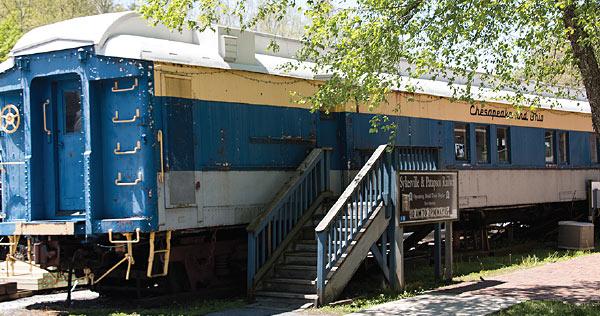 Sykesville & Patapsco Railway
