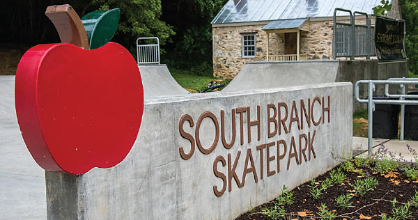 South Branch Park