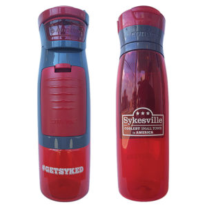 Coolest Small Town Water Bottle