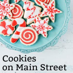 Cookies on Main Street @ Sykesville Main Street