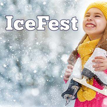 IceFest 2017 event on Main Street Sykesville