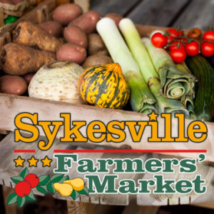 Sykesville Farmers' Market @ The Parking Lot Behind E.W. Becks