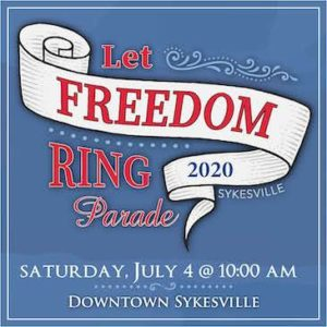 2020 Let Freedom Ring Parade @ Sykesville Main Street | Sykesville | Maryland | United States