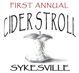 Cider Stroll on Main Street @ Main Street Sykesville