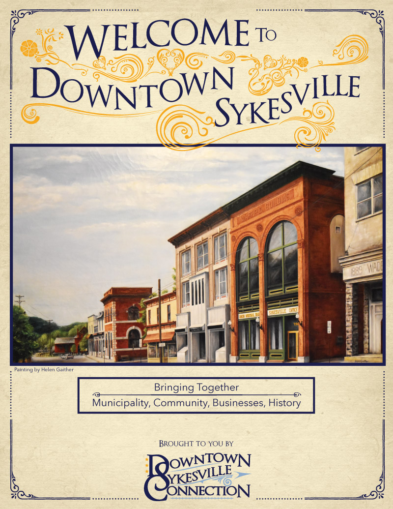 Downtown Sykesville Visitor Guide