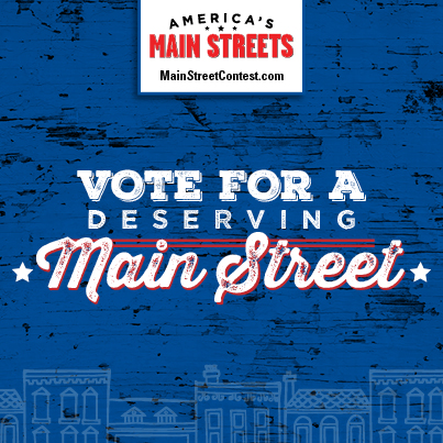Vote for Main Street